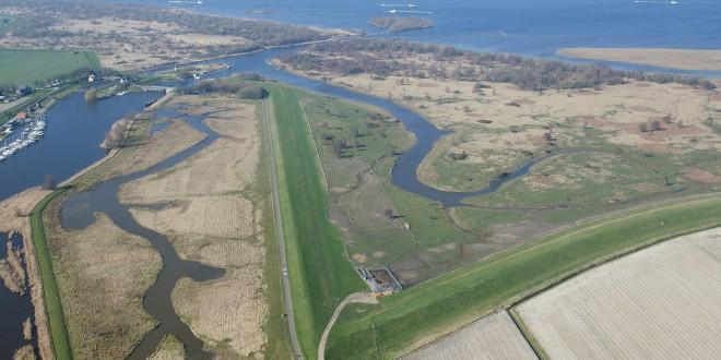 Dronewedstrijd: Waterpoort van boven!