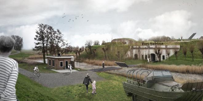 Investeringsbesluit Fort Sabina
